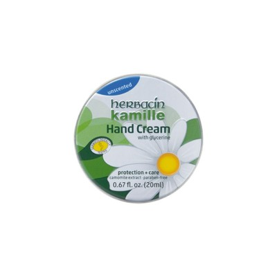 Herbacin - Hand Cream unscented Tιν - 20ml