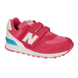 Girls Velcro Trainers