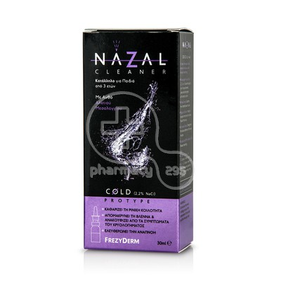 FREZYDERM - NAZAL CLEANER Cold – 30ml
