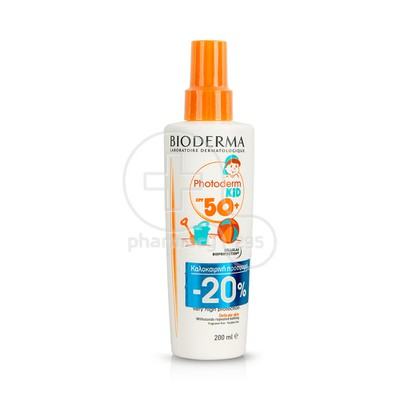BIODERMA - PHOTODERM KID Spray SPF50+ (200ml)