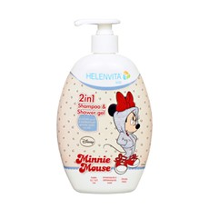 Helenvita Disney® Kids 2 in 1 Shampoo & Shower Gel Minnie 500ml