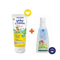 FREZYDERM BABY CREAM 175ML + BABY COLOGNE 150ML