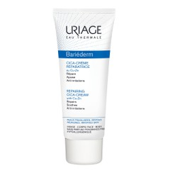 Uriage Bariederm Cica-Cream With Cu-Zn - Επανορθωτική Kρέμα, 100ml