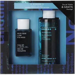 Korres a fragrance collection blue sage