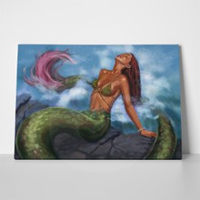Mythical mermaid 1029182788 a