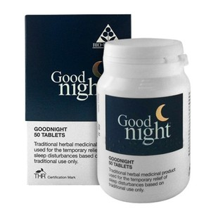 Bio health good night 50 tablets