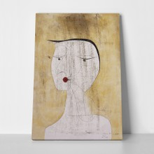 Sealed woman paul klee a