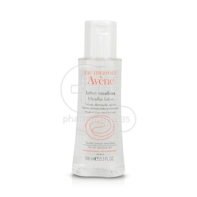AVENE - Lotion Micellaire - 100ml (Travel Pack)