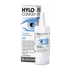 Hylo Comod Eye Drops, 10ml