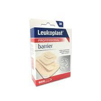 LEUKOPLAST PROFESSIONAL BARRIER 4 μεγέθη (22x38mm & 38x38mm & 22x72mm & 38x63mm ) 30ΤΜΧ