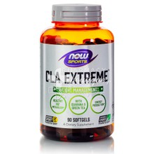Now Sports CLA Extreme - Αδυνάτισμα, 90 softgels