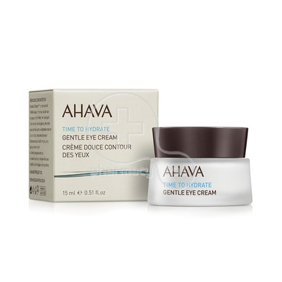 AHAVA - TIME TO HYDRATE Gentle Eye Cream - 15ml