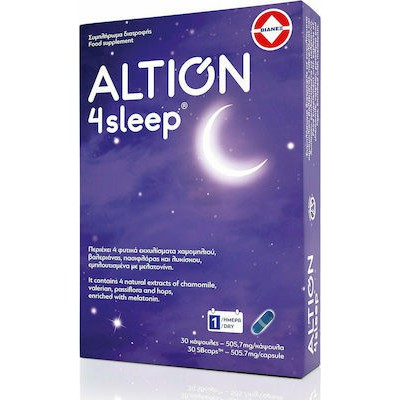 ALTION 4 SLEEP 30 caps