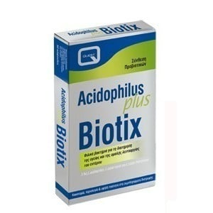 Quest acidophilus biotix