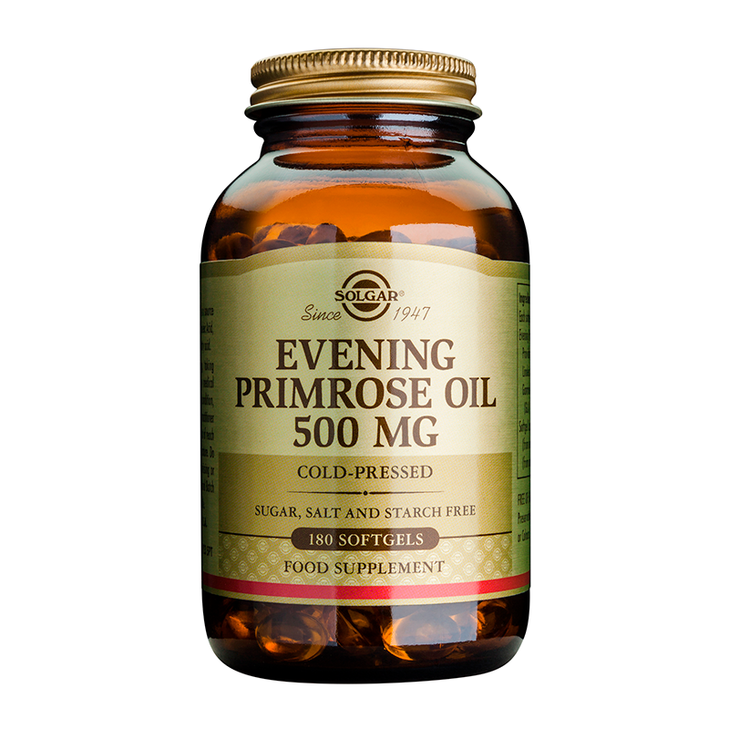 Evening Primrose Oil 500 softgels