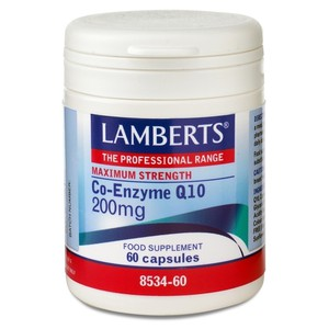 Lamberts co enzyme 200mg