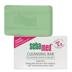 Sebamed Cleansing Bar for Sensitive Normal/Oily Skin 100gr