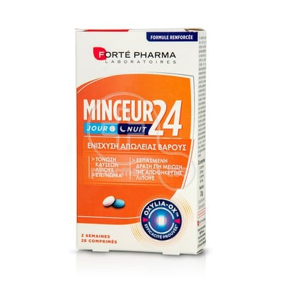FORTE PHARMA - Minceur Fort 24+ - 28caps