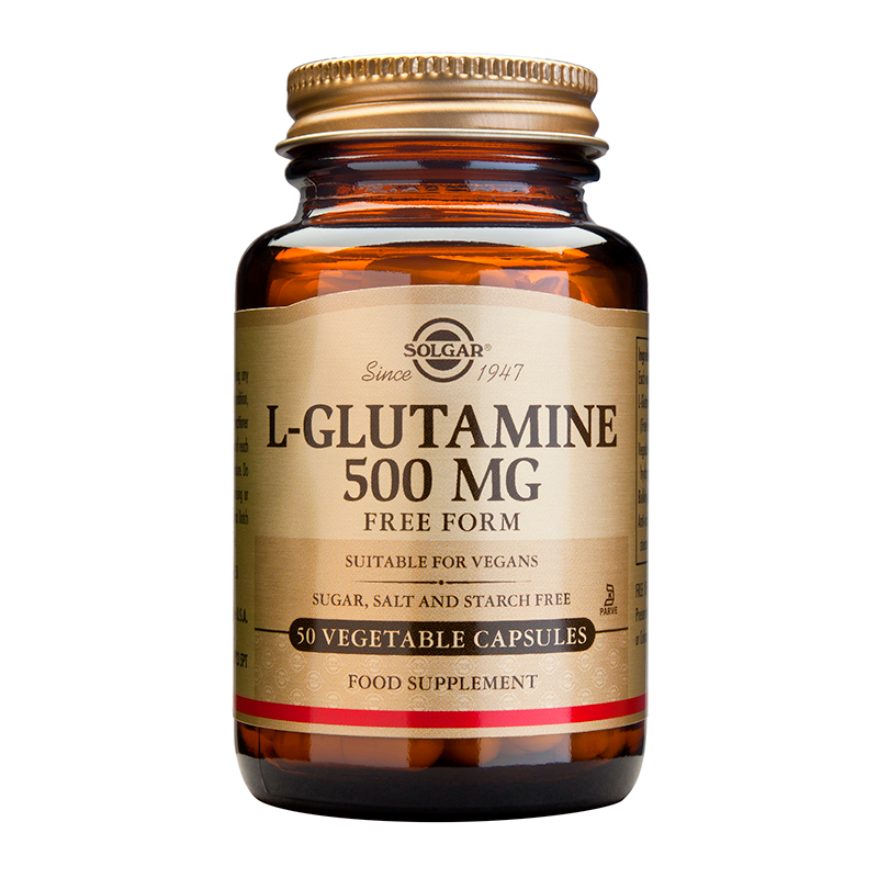 L-Glutamine 500mg veg. caps/ 1000mg tabs