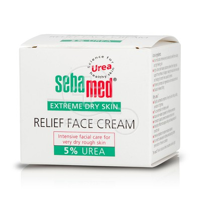 SEBAMED - Relief Face Cream 5% Urea - 50ml