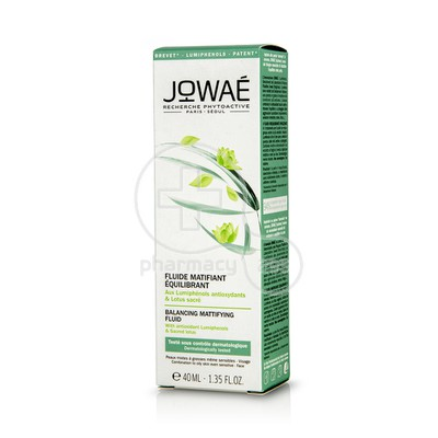 JOWAE - Fluide Mattifiant Equilibrant - 40ml PM
