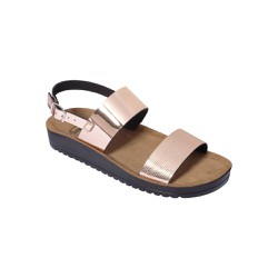 Scholl Cynthia Sandal Rose Gold No 37 (1 ζευγάρι)