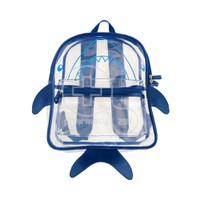 STEPHEN JOSEPH - Clear Backpack (Shark)