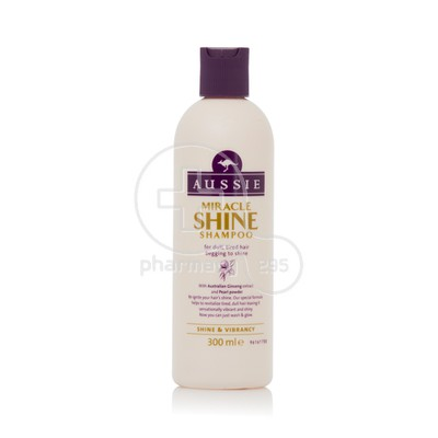 AUSSIE - MIRACLE SHINE Shampoo (300ml)