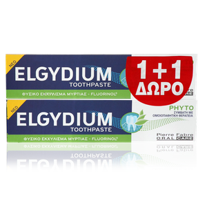 Elgydium phyto 2 x 75ml
