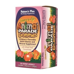 Nature s plus animal parade gummies 50s