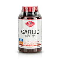 OLYMPIAN LABS - Garlic Odorless - 100softgels