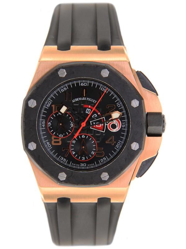 Royal Oak Offshore Team Alinghi Chronograph