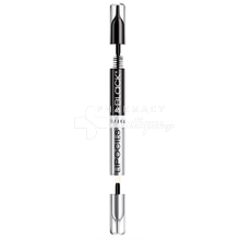 Talika Lipocils & Black 2 in 1 - Μάσκαρα, 2 x 2,5ml