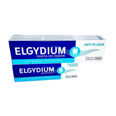 Elgydium - Promo Pack Antiplaque Toothpaste 100ml & ΔΩΡΟ 50ml
