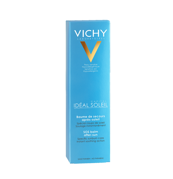 VICHY IDEAL SOLEIL AFTER SUN SOS BALM 100ML