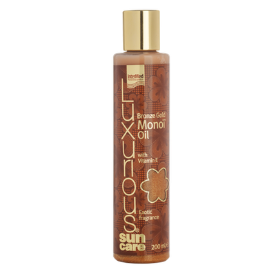 Luxurious - Sun Care Bronze Gold Monoi Oil - 200ml
