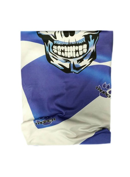 ALPINE THERMAL - WHITE BLUE SKULL