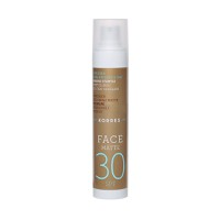 KORRES SUNSCREEN RED GRAPE FACE CREAM MAT SPF30 50ML