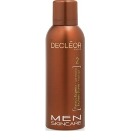 Decleor Men Skincare Express Shave Foam Gel 200ml