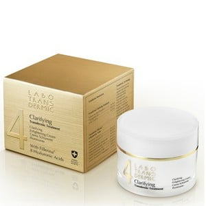 Transdermic 4 clarifying enlighting cream