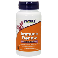 NOW IMMUNE RENEW 90 VEG. CAPS