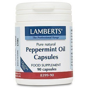 Lamberts peppermint oil capsules