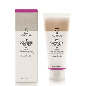 Youth lab cc complete cream spf 30 normal dry skin enlarge