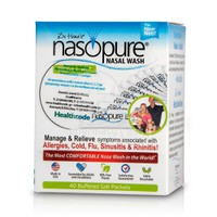 NASOPURE - Nasal Wash Refill Kit - 40packets
