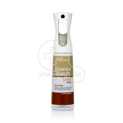 FREZYDERM - Bronze Water Color Mist Face & Body - 300ml