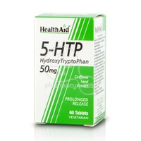 HEALTH AID - 5-HTP (HydroxyTryptoPhan) 50mg - 60tabs