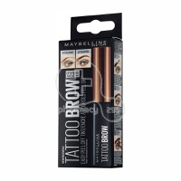 MAYBELLINE - TATTOO BROW Long Lasting Tint No2 (Medium Brown) - 4,6gr