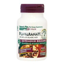 Nature's Plus, Pomegranate 400 mg, 30tabs