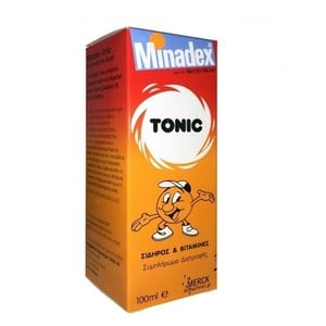 Minadex tonic