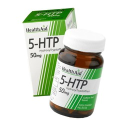 Health Aid 5-htp 50mg 60tabs